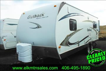 Keystone Outback For Sale In Illinois