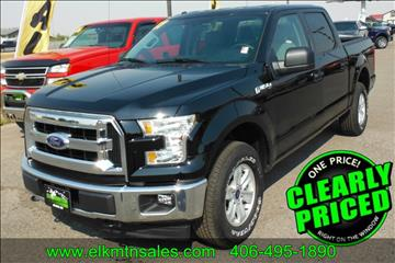 2017 Ford F-150 for sale in Helena, MT