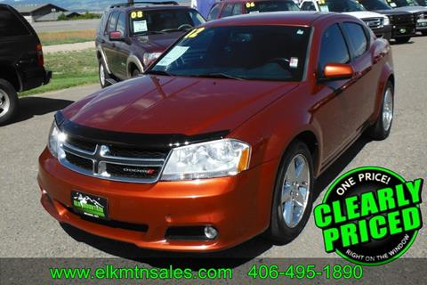 2012 Dodge Avenger for sale in Helena, MT