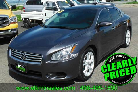 2013 Nissan Maxima For Sale In Helena, MT