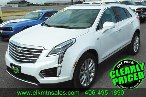 2017 Cadillac XT5 for sale in Helena, MT