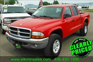 2004 Dodge Dakota For Sale