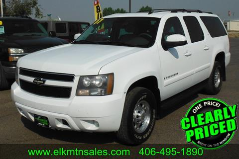 2007 Chevrolet Suburban for sale in Helena, MT