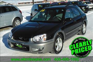 Used Subaru For Sale Helena Mt