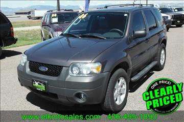 2006 Ford Escape for sale in Helena, MT