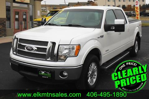 2012 Ford F-150 for sale in Helena, MT