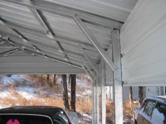 2013 Carport any size dreamscarports - RAPID CITY SD
