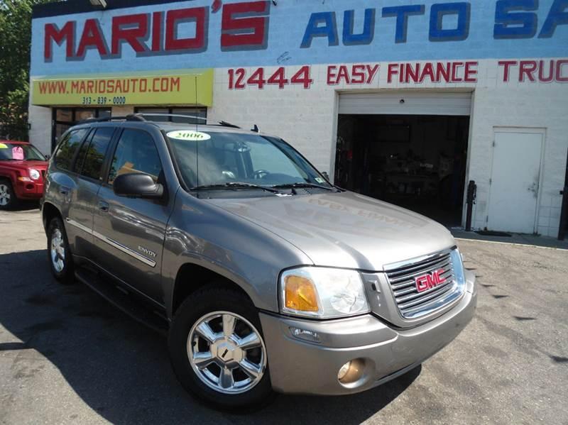 2006 Gmc Envoy car for sale in Detroit