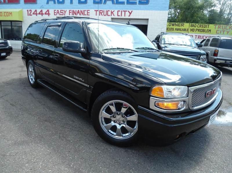 2006 Gmc Yukon Xl car for sale in Detroit