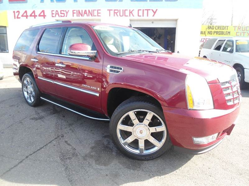 2007 Cadillac Escalade car for sale in Detroit