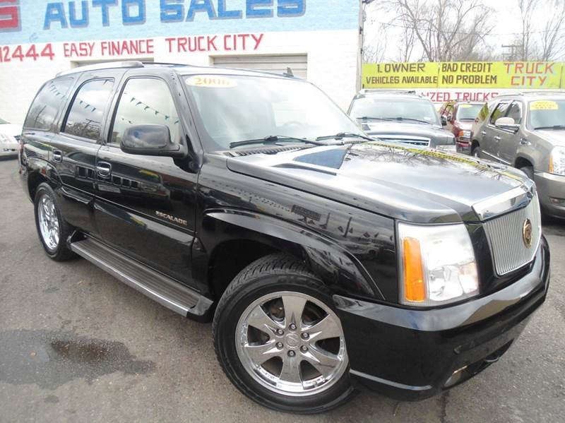 2006 Cadillac Escalade car for sale in Detroit