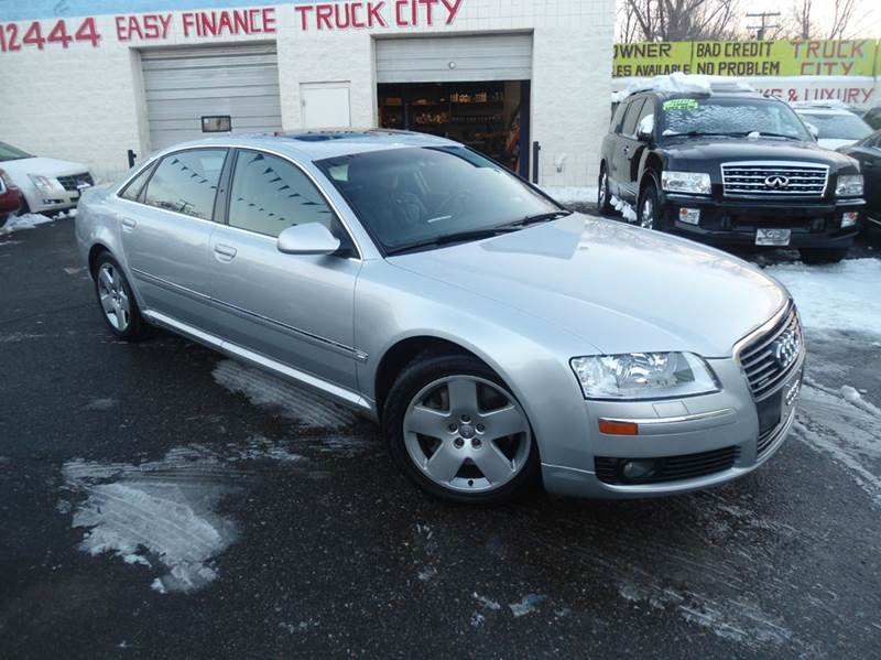 2006 Audi A8 L car for sale in Detroit
