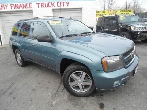 2009 Chevrolet TrailBlazer for sale in Detroit, MI