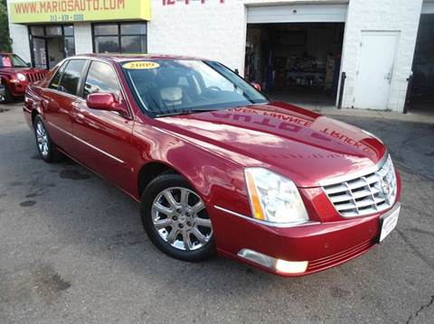 2009 Cadillac DTS for sale in Detroit, MI