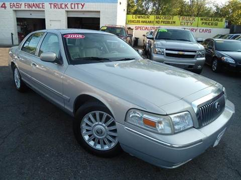 2008 Mercury Grand Marquis for sale in Detroit, MI