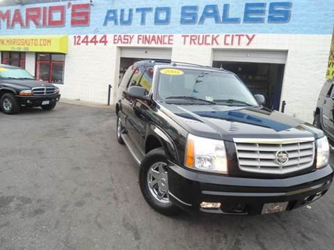 2005 Cadillac Escalade for sale in Detroit, MI
