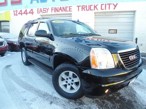 2010 GMC Yukon for sale in Detroit, MI