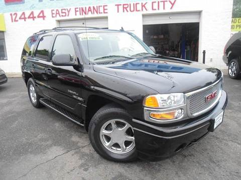 2006 GMC Yukon for sale in Detroit, MI