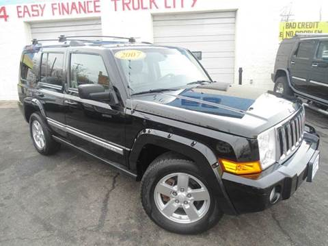 2007 Jeep Commander for sale in Detroit, MI