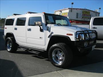 2004 HUMMER H2 for sale in Norco, CA