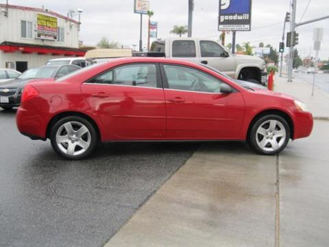 2007 Pontiac G6 for sale in Norco, CA