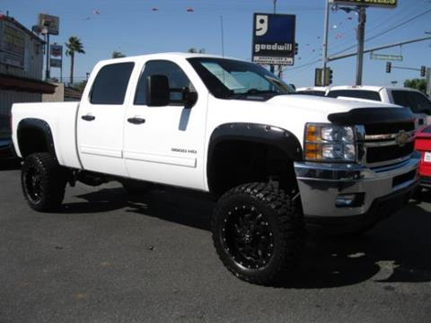 2011 Chevrolet Silverado 3500HD for sale in Norco, CA