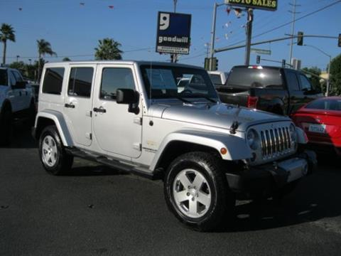 2012 Jeep Wrangler Unlimited for sale in Norco, CA