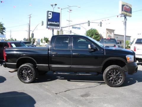 2006 Dodge Ram Pickup 3500 for sale in Norco, CA