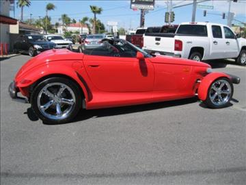 1999 Plymouth Prowler for sale in Norco, CA