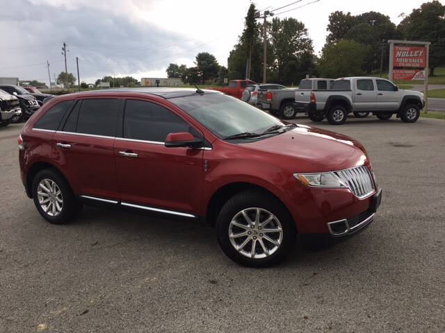 2013 Lincoln MKX 4dr SUV - Campbellsville KY