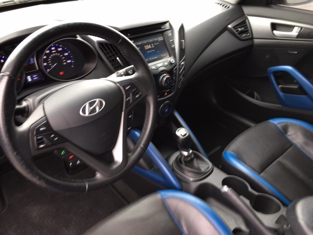 2013 Hyundai Veloster Turbo Base 3dr Coupe - Campbellsville KY
