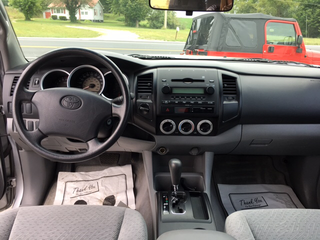 2008 Toyota Tacoma V6 4x4 4dr Double Cab 5.0 ft. SB 5A - Campbellsville KY