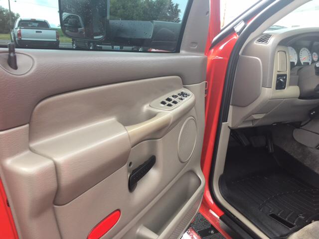 2004 Dodge Ram Pickup 3500 SLT 4dr Quad Cab 4WD SB - Campbellsville KY