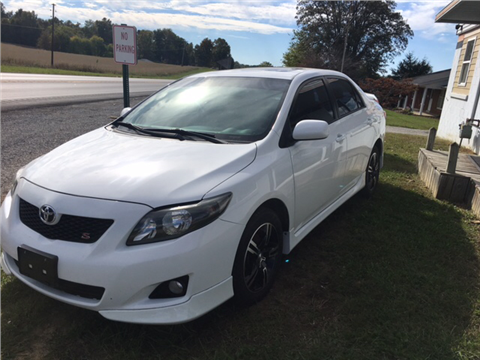 2010 Toyota Corolla for sale in Campbellsville, KY