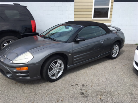 2003 Mitsubishi Eclipse Spyder for sale in Campbellsville, KY