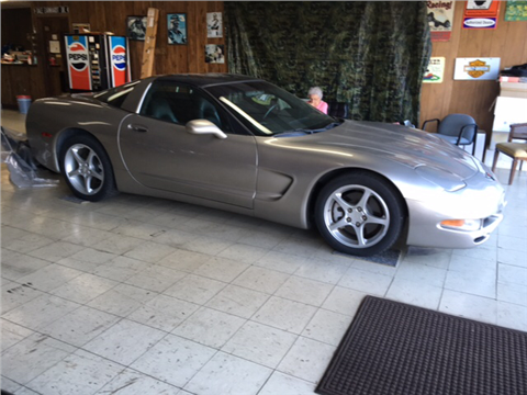 2001 Chevrolet Corvette for sale in Campbellsville, KY