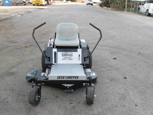 Used 2012 Dixie Chopper Zee 1 2342 for sale