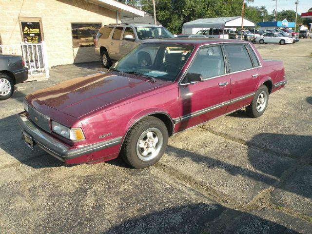Gas Mileage of 1988 Chevrolet Celebrity - fueleconomy.gov