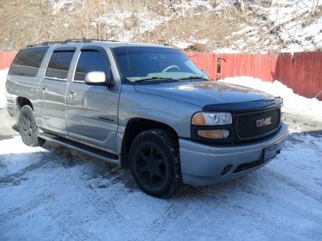 2002 GMC Yukon XL