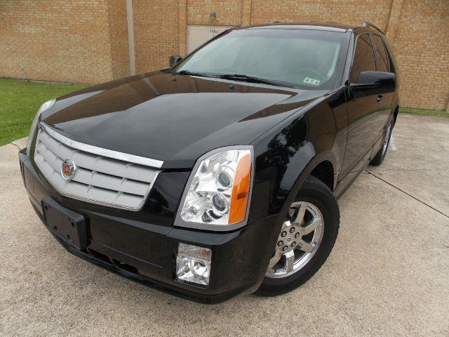 2007 Cadillac SRX for sale in HOUSTON TX