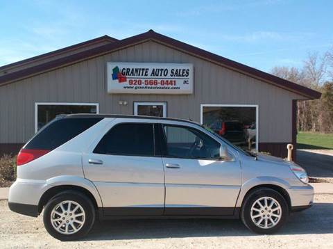 2007 Buick Rendezvous for sale in Redgranite, WI