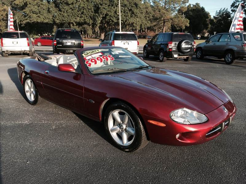 1998 Jaguar XK-Series