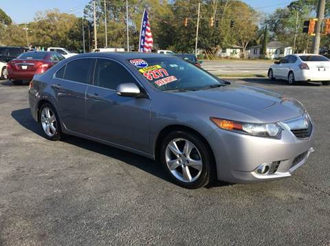 2012 Acura TSX for sale in Brunswick, GA