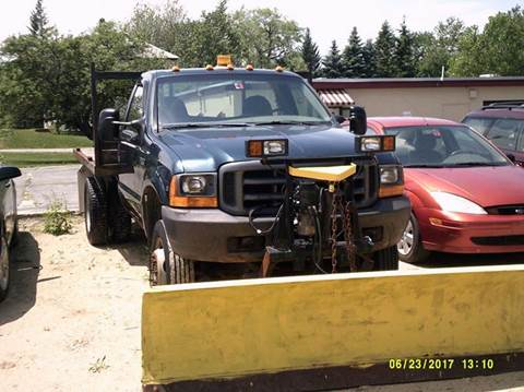 1999 Ford F-450 Super Duty for sale in Gardner, MA