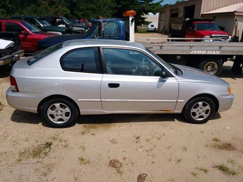 2002 Hyundai Accent for sale in Gardner, MA
