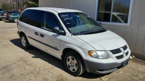 2006 Dodge Caravan for sale in Gardner, MA