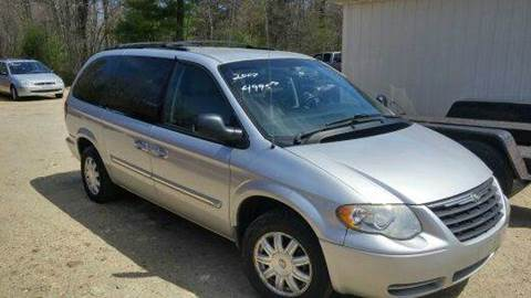 2007 Chrysler Town and Country for sale in Gardner, MA