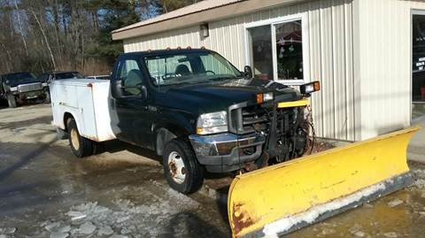 2002 Ford F-350 for sale in Gardner, MA
