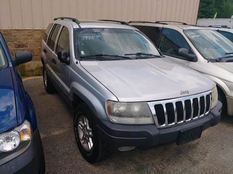 2003 Jeep Grand Cherokee for sale in Gardner, MA