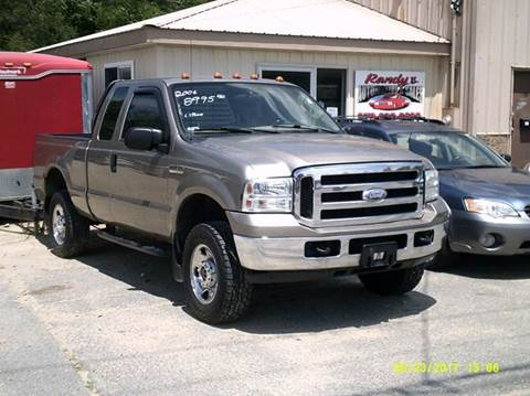 2006 Ford F-250 for sale in Gardner, MA